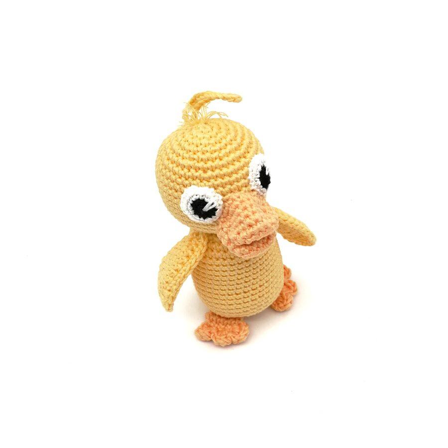 "Stuffed toy ""Duckling"""