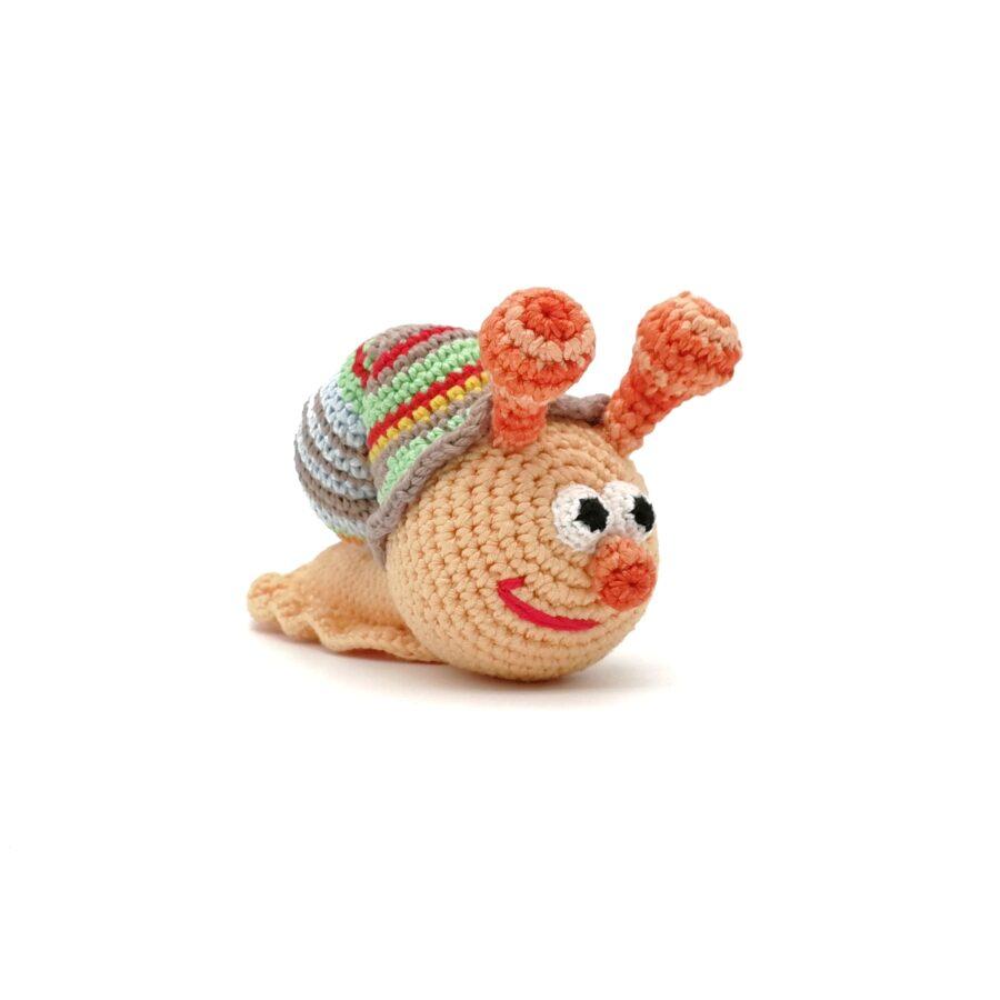 """Soft toy """"Snail"""""""