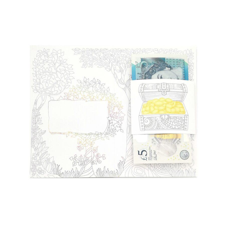 "Gift Set ""Tu esi manā sirdī"" (keychain, caramel and wooden greeting card)"