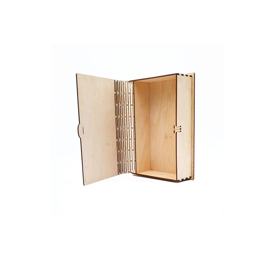 "Wooden box ""Book"""