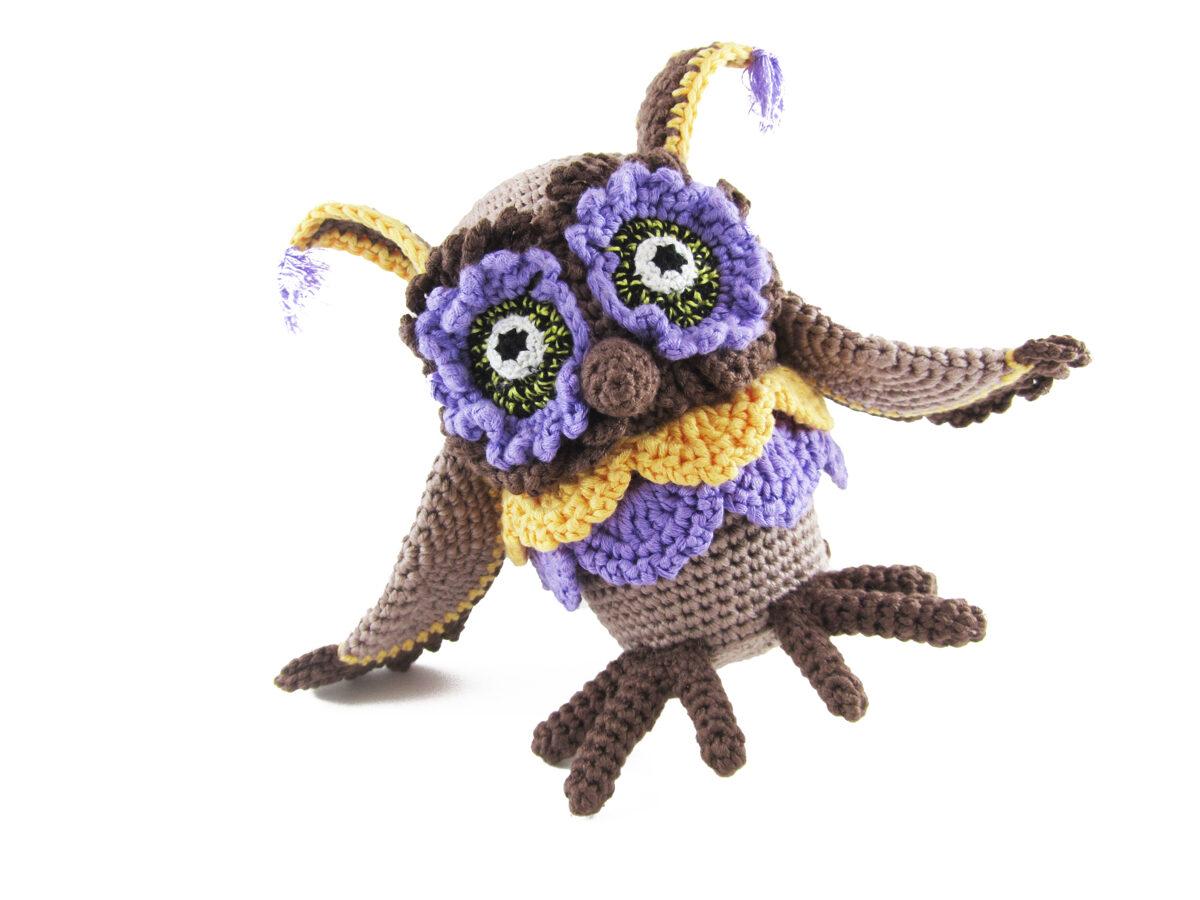 """Soft toy """"Owl"""""""