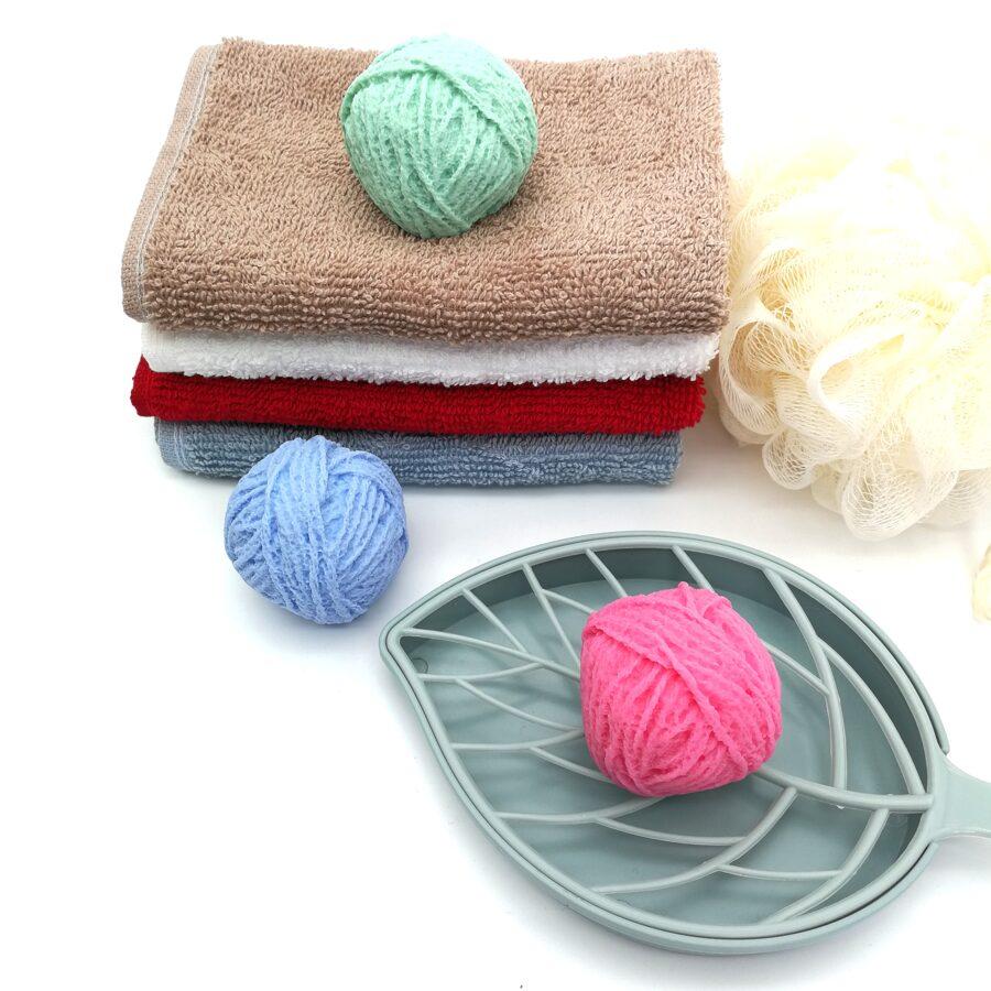 "Hand soap ""Yarn bolls""  1 pc."