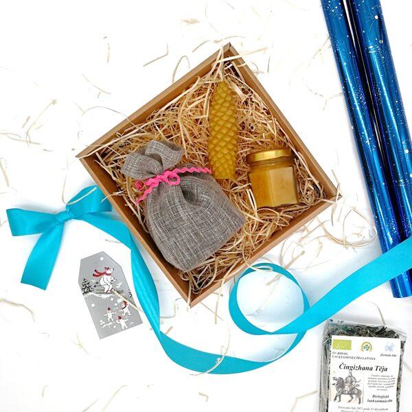 """Tea gift set """"Genghis Khan tea"""""""